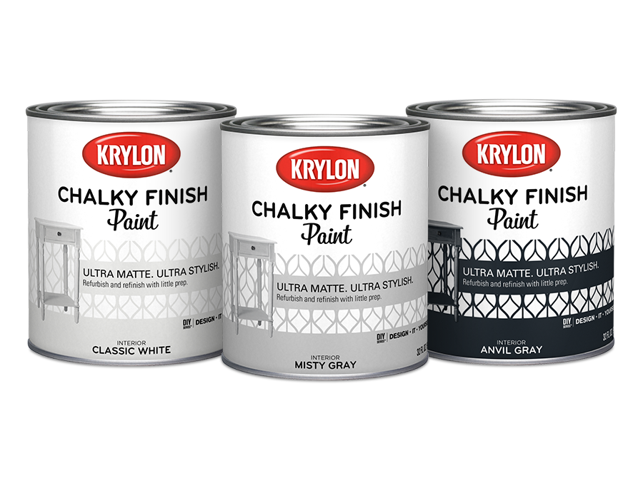 Chalky Finish Family Quart