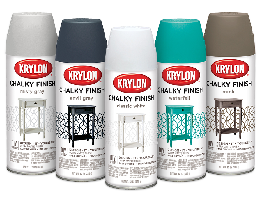 Chalky Finish Family Spray