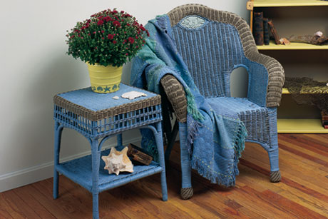 Can You Paint Resin Wicker Chairs. Wicker Chair. Without Spending